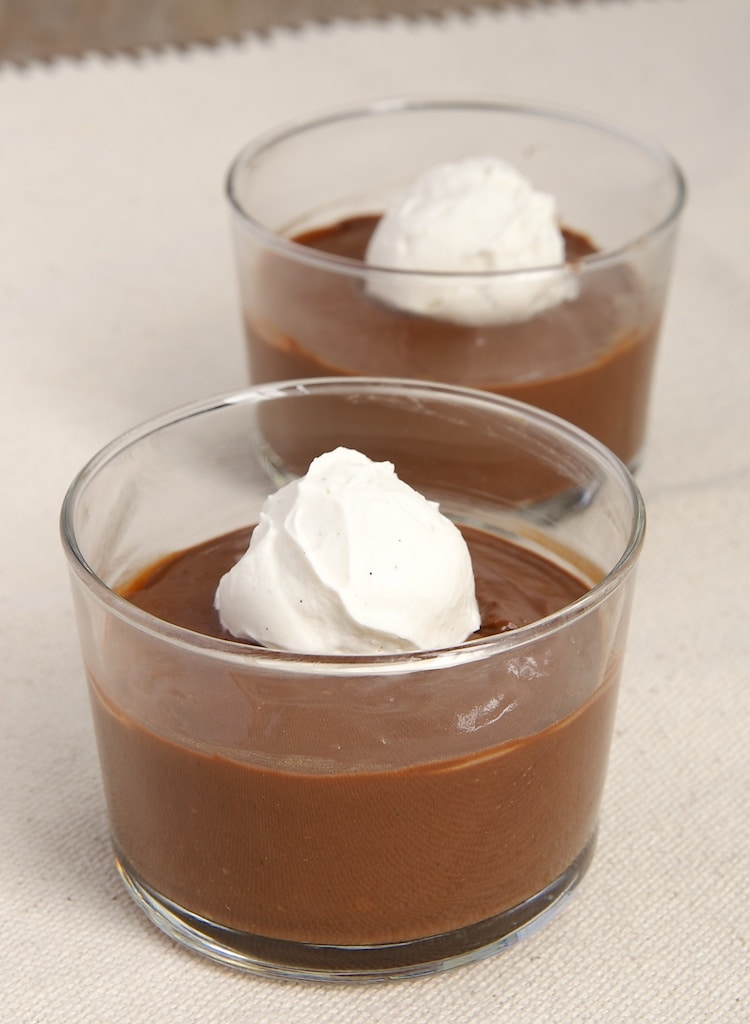 Double Chocolate Pudding | Bake or Break