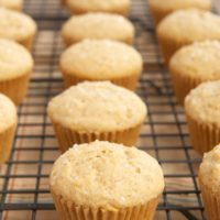 Cinnamon Mini Muffins | Bake or Break