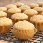 Cinnamon Mini Muffins