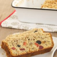 Berry-Pecan Streusel Bread | Bake or Break