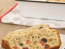 Berry-Pecan Streusel Bread