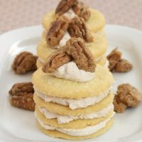 Cinnamon-Shortbread Icebox Cookie Stacks | Bake or Break
