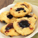 Berry and Cream Scones