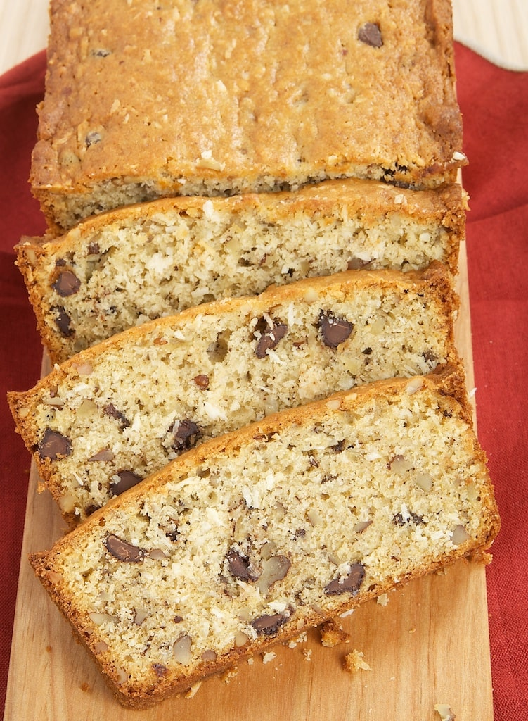 Chocolate, Coconut, and Pecan Bread | Bake or Break