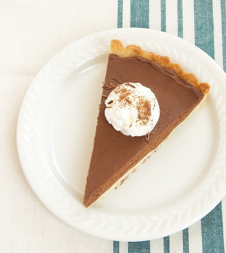 Chocolate Mascarpone Tart | Bake or Break