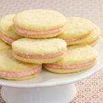 Strawberry-Lemon Sandwich Cookies