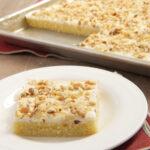 Brown Butter Texas Sheet Cake