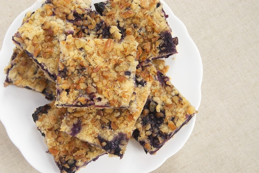 Use your favorite berries to make these simple Berry Crumb Bars. A perfectly lovely summer dessert!
