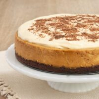Dulce de Leche Cheesecake with Brownie Crust | Bake or Break