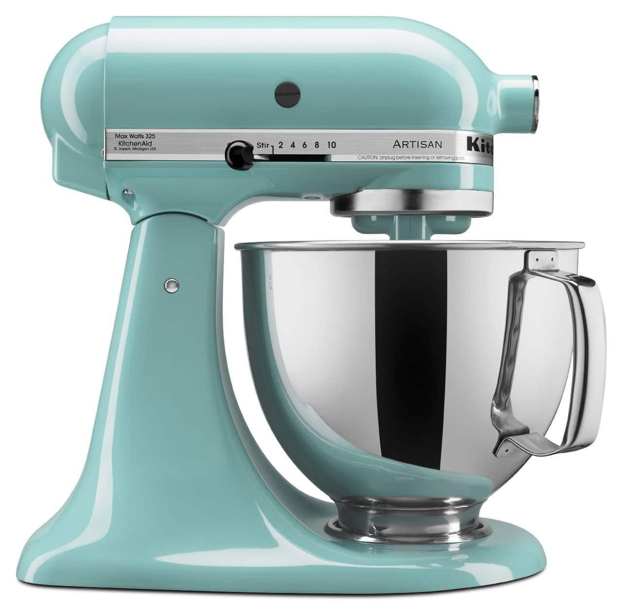 Win a KitchenAid Artisan 5 Quart Stand Mixer | Bake or Break