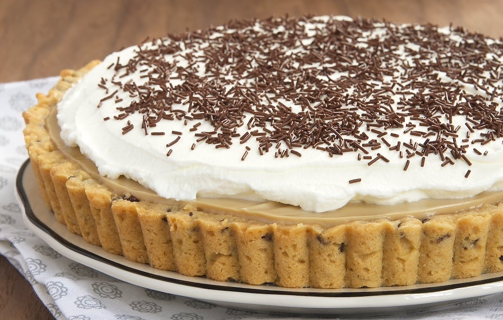 Butterscotch Pudding Pie - Bake or Break