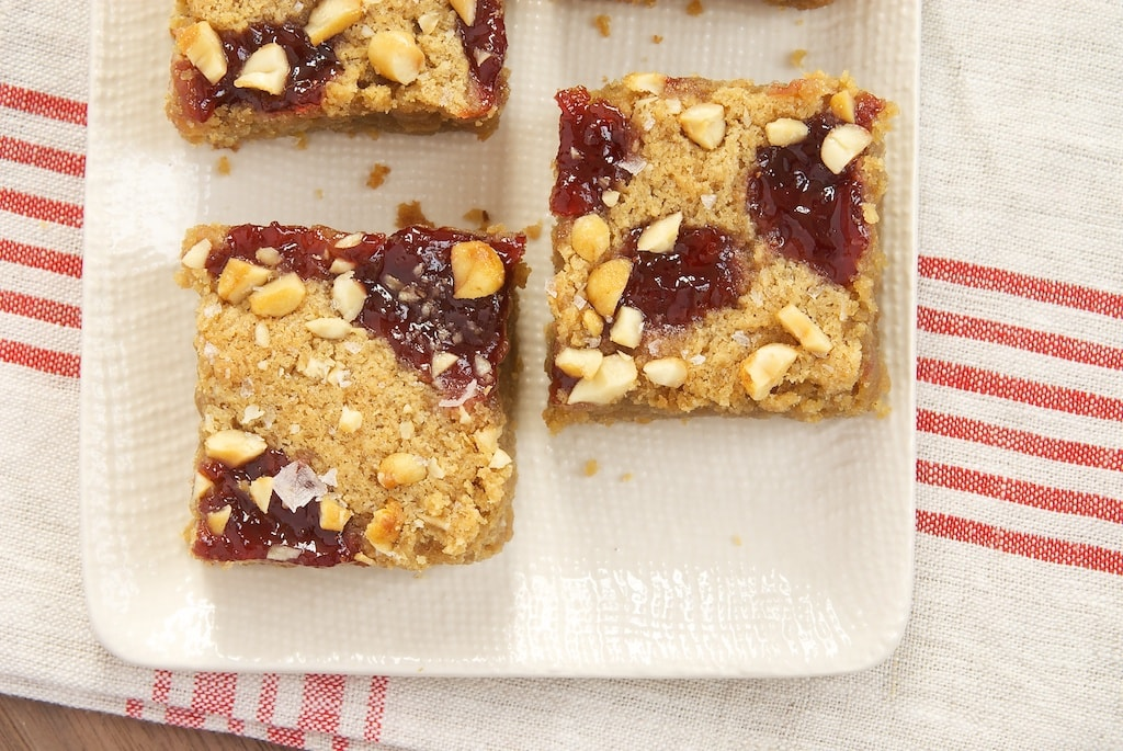 Turn peanut butter and jelly into a sweet and salty treat! - Bake or Break