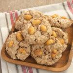 Peanut Butter Meringue Cookies
