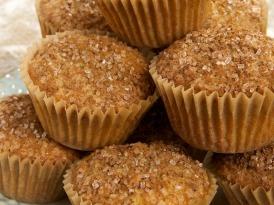 Maple Nut Muffins