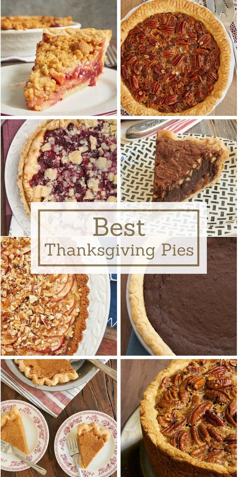 My favorite Thanksgiving pies, from apple to pecan! - Bake or Break