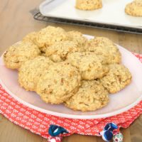 Brown Butter Maple Oatmeal Cookies | Bake or Break