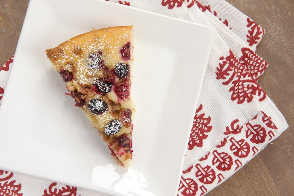 Skillet Cranberry Buckle is a great choice for anything from brunch to ...