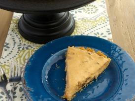 Dulce de Leche Date Cream Pie