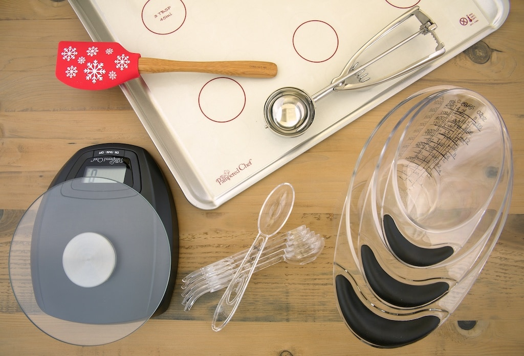 Cookie Tools Giveaway from The Pampered Chef | Bake or Break