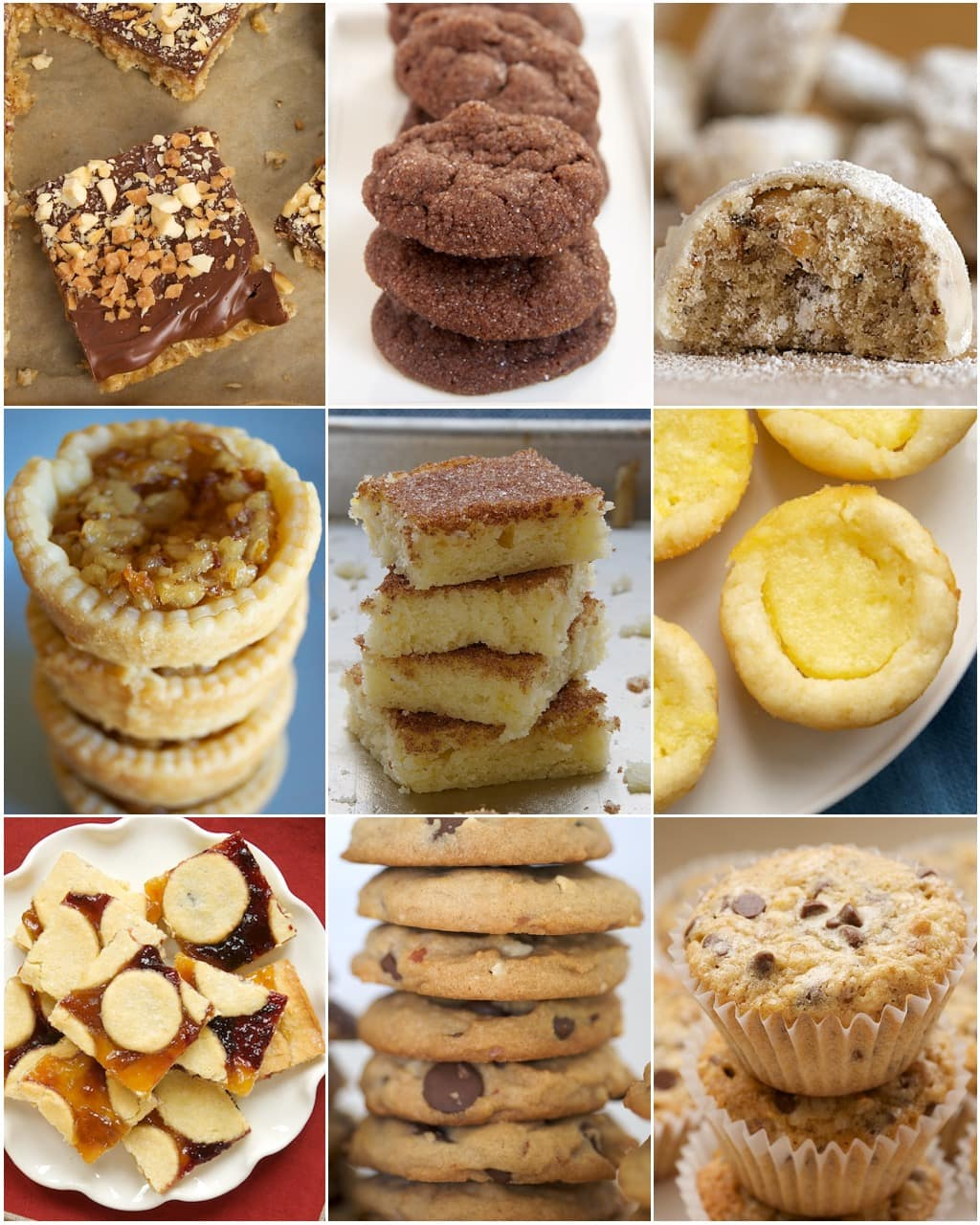 Bake or Break's favorite recipes for baking for a crowd!