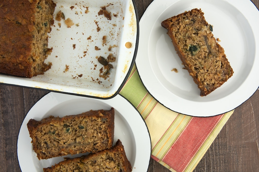 Add big flavor to your banana bread with Granola Banana Bread! - Bake or Break