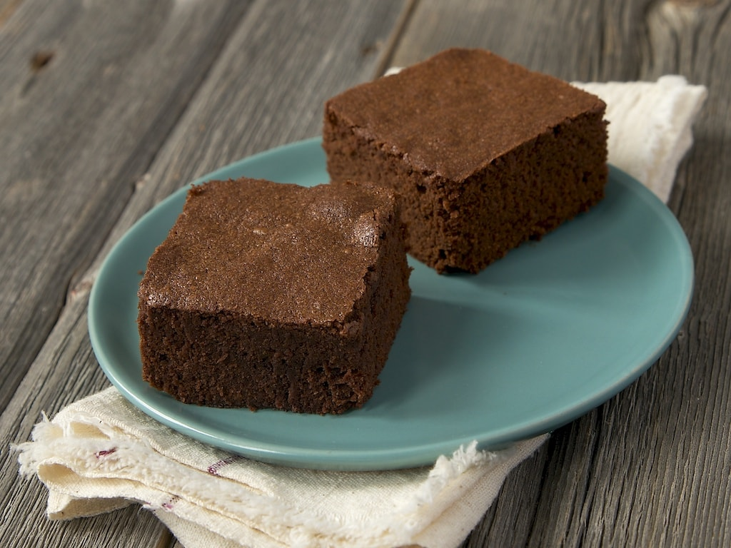 Red Wine Brownies are a wonderfully delicious chocolate experience! - Bake or Break