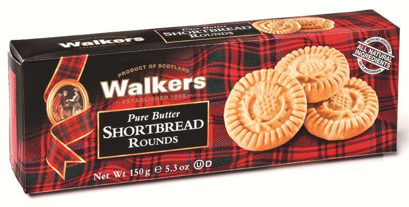 Walker's Shortbread Giveaway | Bake or Break