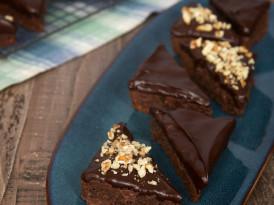Chocolate Ganache Brownies