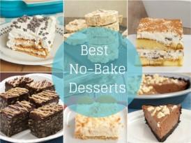 Best No-Bake Desserts
