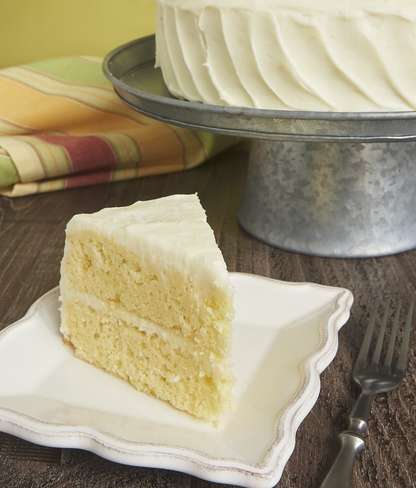 With plenty of citrus, a sweet, tart frosting, and a sprinkling of salt, Citrus Cake with Tequila-Lime Frosting is an edible cocktail! - Bake or Break