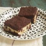 Chocolate Chip Cookie Stuffed Brownies