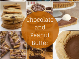 Best Chocolate and Peanut Butter Desserts