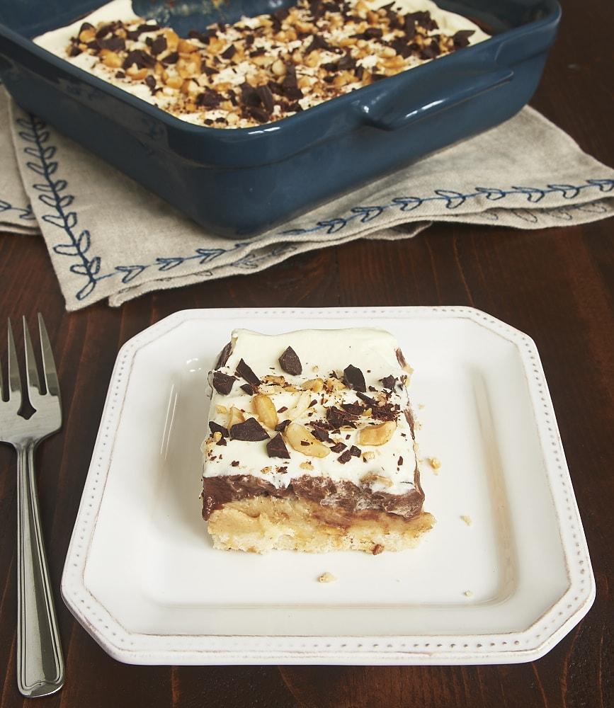 Peanut Butter Chocolate Delight - Bake or Break