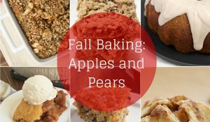 Celebrate fall with this collection of Bake or Break's best apple and pear recipes!