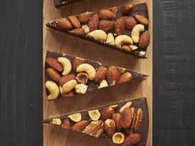 Fudgy Nut Tart