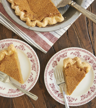 Rich, nutty brown butter adds a new flavor dimension to a classic dessert in this Brown Butter Chess Pie. - Bake or Break