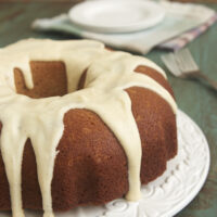 Chai Spice Bundt Cake is a flavorful, moist cake that's great for dessert or even just for a sweet snack. - Bake or Break