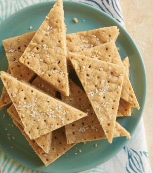 Brown Sugar Shortbread are a delightful quick and easy treat. Make the most of simple, staple ingredients with this simple recipe!