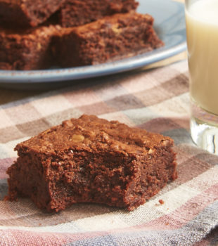 Peanut Butter Toffee Brownies are a fudgy, flavorful twist on classic brownies. - Bake or Break