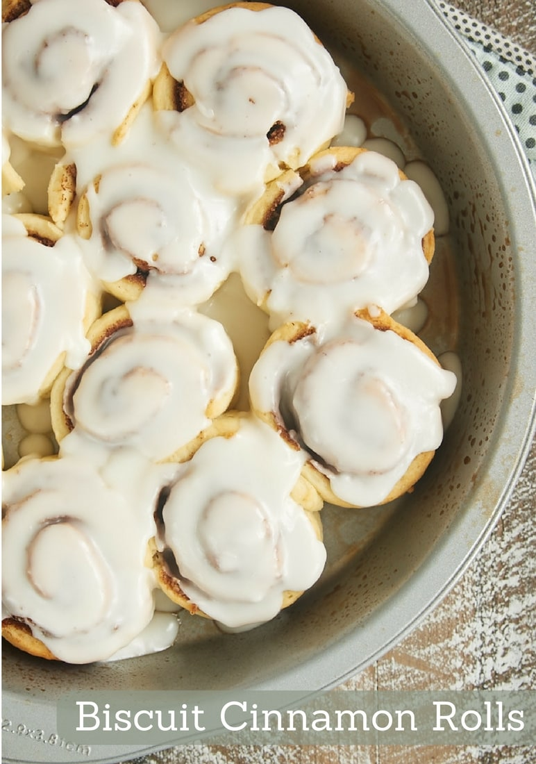 It has never been so easy to make homemade cinnamon rolls than with these Biscuit Cinnamon Rolls! You can have these mixed and in the oven in record time! - Bake or Break