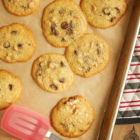 Why do your cookies spread when they bake? Find out why and how to prevent it with these cookie baking tips from Bake or Break.