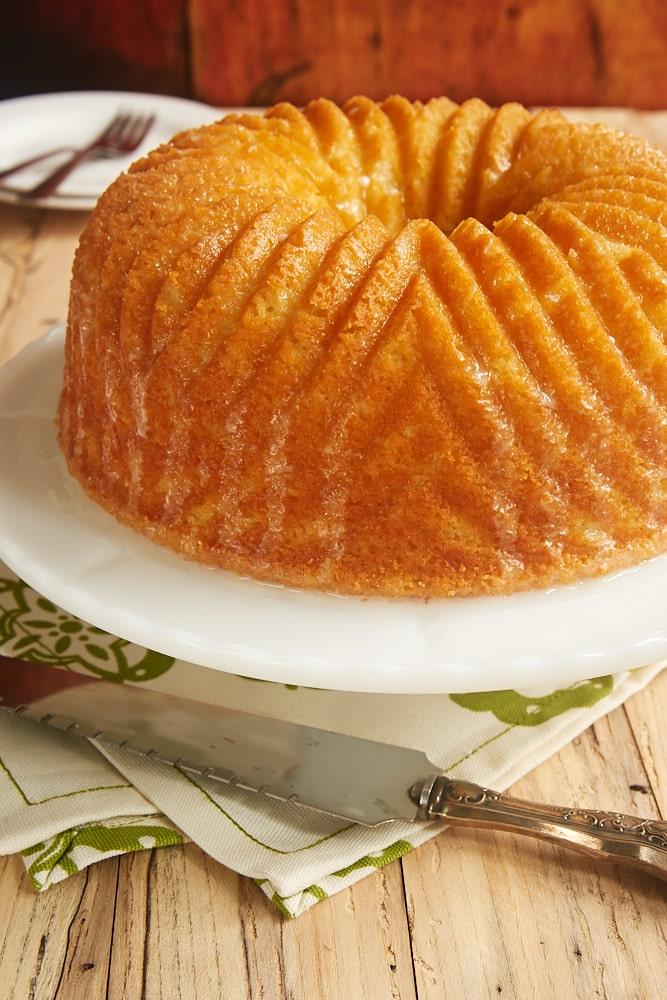 Bake A Bundt Cake From Scratch Recipe