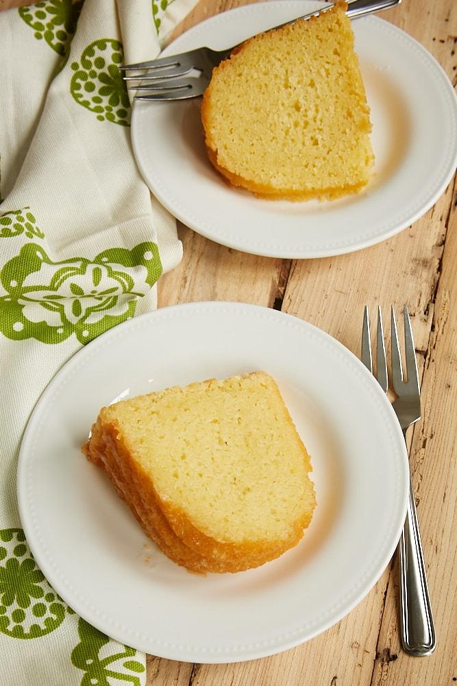 Key Lime Bundt Cake - Bake or Break